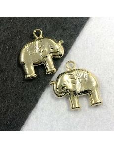Подвеска Слон, 25*24 мм