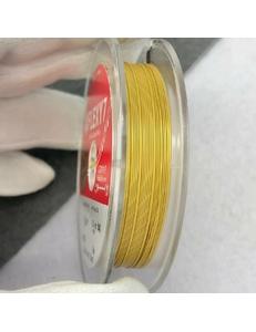 Тросик Flexy7, 0.30 мм, золотистый, 2 МЕТРА
