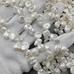 Жемчуг натуральный Кеши, белый, 8мм