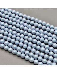 Бусина жемчуг Swarovski Iridescent Light Blue, 10 мм