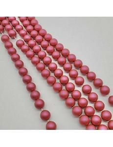 Бусина жемчуг Swarovski Mulberry Pink, 8 мм