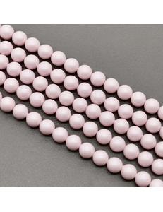 Бусина жемчуг Swarovski Pastel Rose, 10 мм