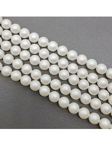 Бусина жемчуг Swarovski Pearlescent White, 10 мм
