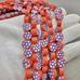 Бусины цветок, силикон, 8,7 мм, шт