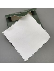 Салфетки для очищения изделий, белая, 8*8 мм