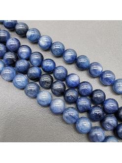Бусина Кианит, гладкий, 5 мм