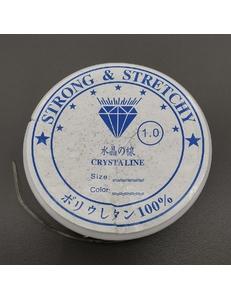 Резинка-эластичная нить, 1 мм, шт