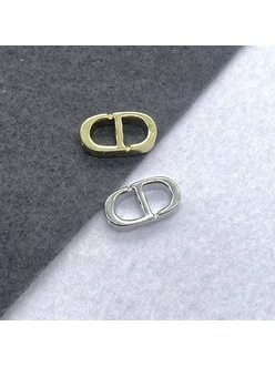Коннекторы Dior, 15,5*8,5мм