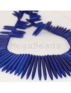 Говлит, палочки, синие, 20-50мм