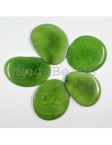Лепестки TAGUA, зеленые